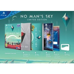 Hello Games No Man's Sky Limited Edition - PS4