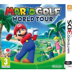 Nintendo Mario Golf World Tour  - 3DS/2DS