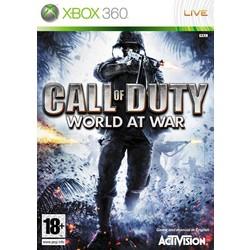 Activision Call of Duty - World at War - Xbox 360