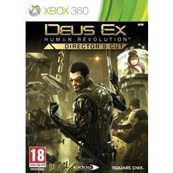 Square Enix Deus Ex - Human Revolution Directors Cut - Xbox 360