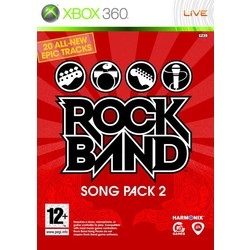 Electronic Arts Rock Band - Song Pack 2 - Xbox 360