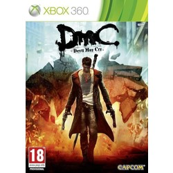 Capcom DmC - Devil May Cry - Xbox 360