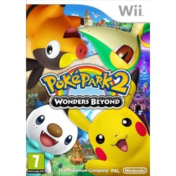 Nintendo pokemon - Pokepark 2 - Wonder Beyond - Wii