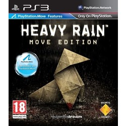 Sony Computer Entertainment Heavy Rain Move Edition - PS3 [Gebruikt]