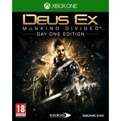 Square Enix Deus Ex - Mankind Divided Day One Edition - Xbox One
