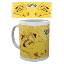 Pokemon - Pikachu Rest Mok / Mug