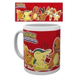 Pokemon - Fire Partners Mok / Mug