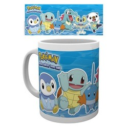 Pokemon - Water Partners Mok / Mug