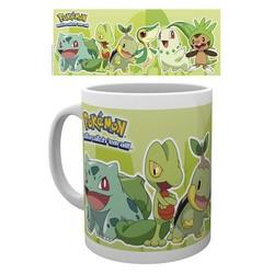Pokemon - Grass Partners Mok / Mug