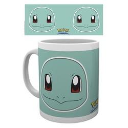 Pokemon - Squirtle Face Mok / Mug
