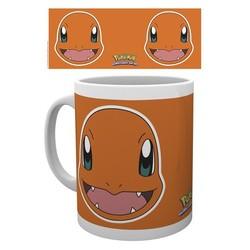 Pokemon - Charmander Face Mok / Mug