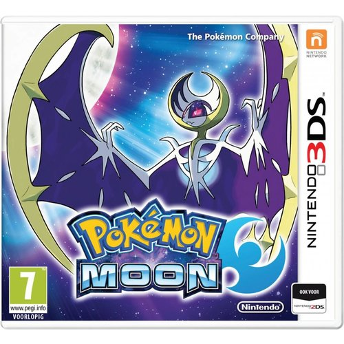 Nintendo Pokemon Moon 2DS - 3DS