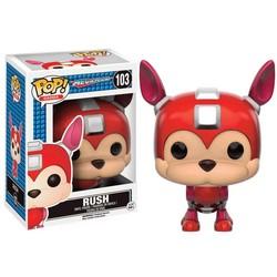 Funko pop !Pop Games - Mega Man - Rush
