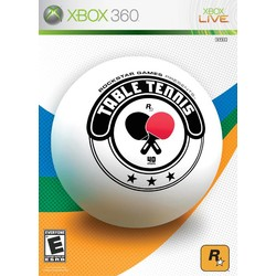 Rockstar Table Tennis - Xbox 360 [Gebruikt]