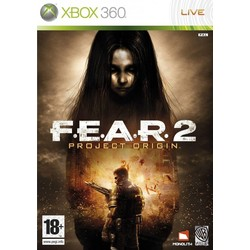 Warner Bros. F.E.A.R. 2 Project Origin - Xbox 360 [Gebruikt]