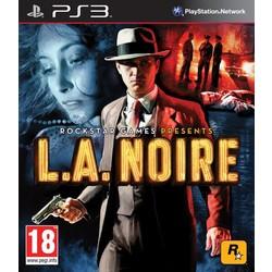 Rockstar L.A. Noire - PS3 [Gebruikt]