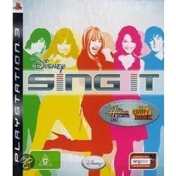 Disney Interactive Disney Sing It ft. Camp Rock - PS3 [Gebruikt]