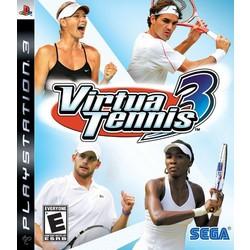 SEGA Virtua Tennis 3 - PS3 [Gebruikt]