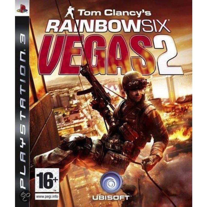 2K Games Rainbowsix Vegas 2 - PS3 [Gebruikt]