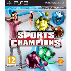 Sony Computer Entertainment Sports Champions - PS3 [Gebruikt]