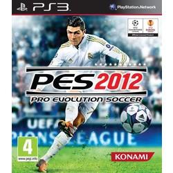 Konami Pro evolution Soccer 2012 - PS3 [Gebruikt]