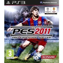 Konami Pro evolution Soccer 2011 - PS3 [Gebruikt]