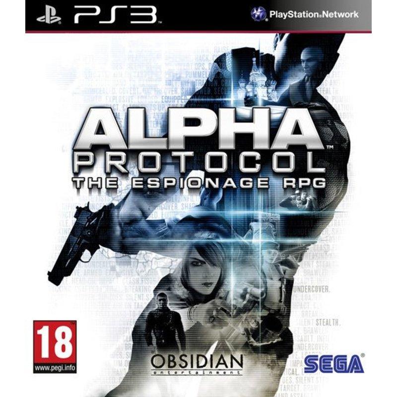 Warner Bros. Alpha Protocol - PS3 [Gebruikt]