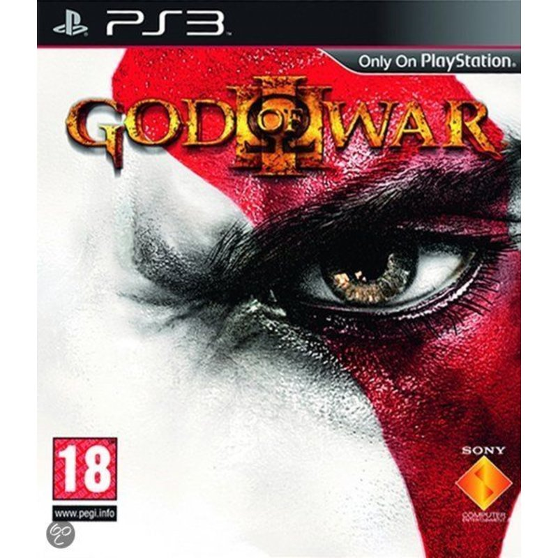 Sony Computer Entertainment God Of War 3 - PS3 [Gebruikt]