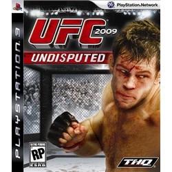 THQ UFC Undisputed 2009 - PS3 [Gebruikt]
