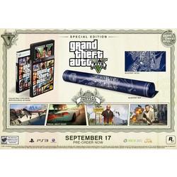 Rockstar Grand Theft Auto (GTA 5) Special Edition - PS3 [Gebruikt]