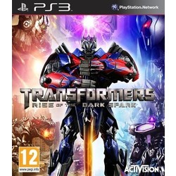 Activision Transforers The Dark spark - PS3 [Gebruikt]