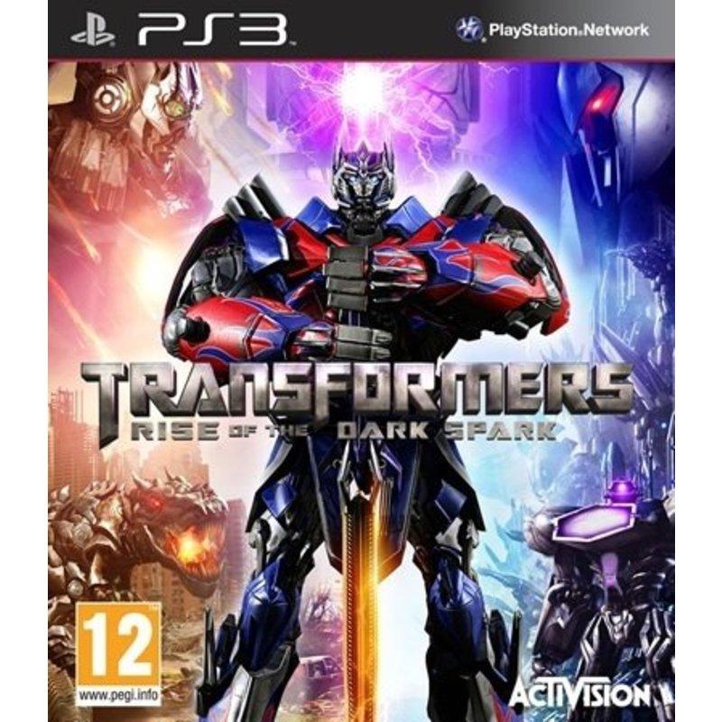Activision Transforers The Dark spark - PS3 [Gebruikt]