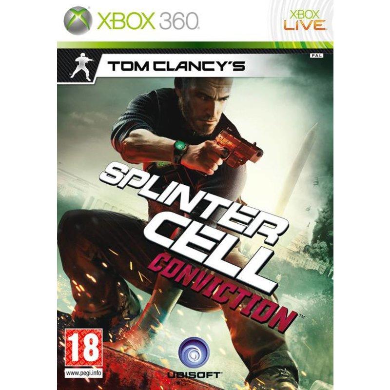 Ubisoft Splinter Cell Conviction - Xbox 360 [Gebruikt]