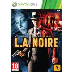 Electronic Arts L.A. Noire - Xbox 360 [Gebruikt]