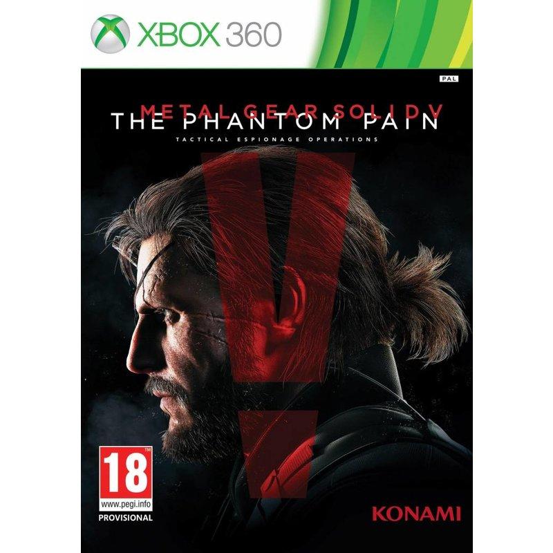 Konami Metal Gear Solid V The Phantom Pain - Xbox 360 [Gebruikt]
