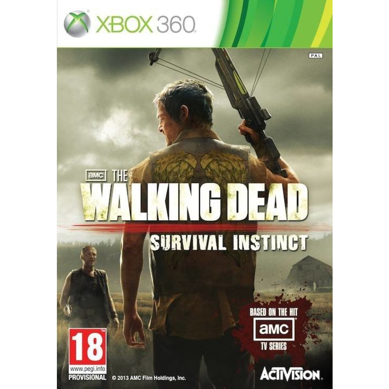 Activision The Walking Dead Survival Instinct - Xbox 360 [Gebruikt]