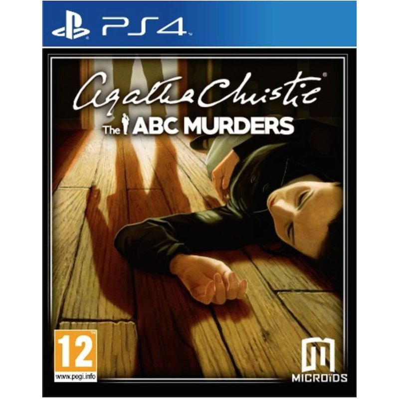 Agatha Christie The ABC Murders - PS4