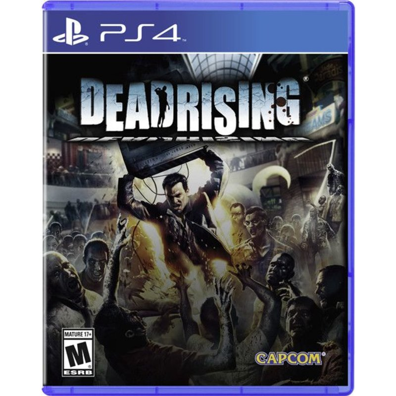 Capcom Dead rising - PS4
