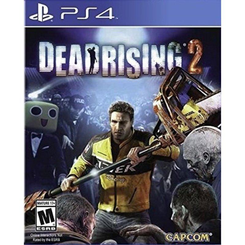 Capcom Dead rising 2 - PS4