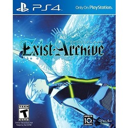 Aksys Games Exist Archive The Other Side of the Sky - PS4