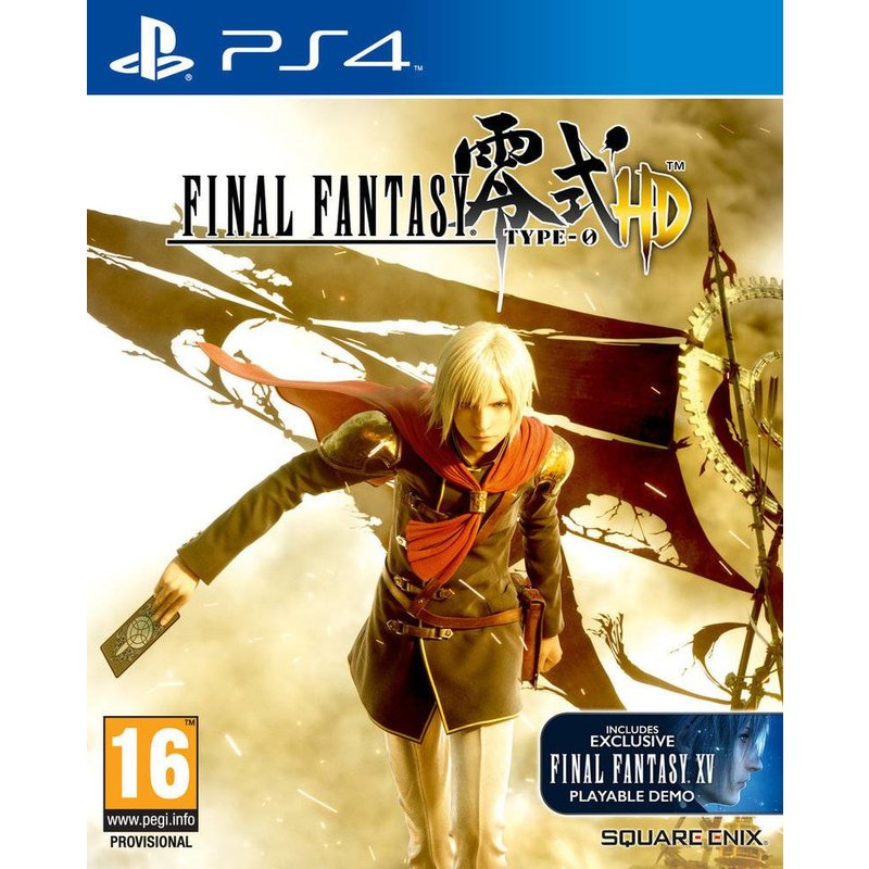Square Enix Final Fantasy Type-0 HD - PS4