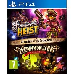 Steam World Collection Steam World Heist + Steam World Dig - PS4