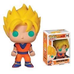 Funko pop !Pop Anime: Dragonball Z - Super Saiyan Goku