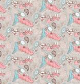 SPX-fabrics Frou Frou