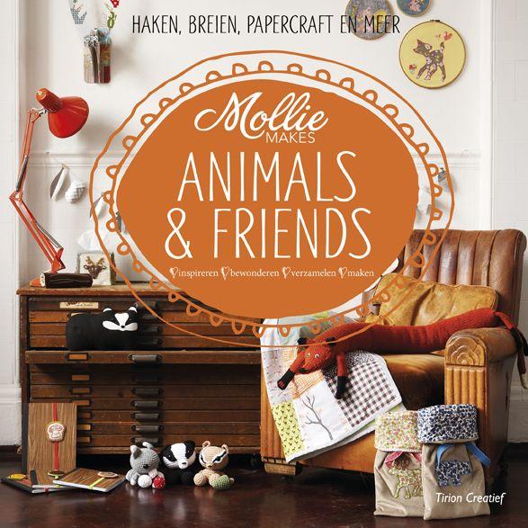 Mollies Makes Animals & Friends