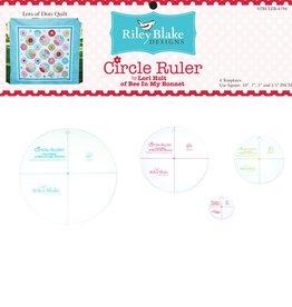 Lori Holt Quilt liniaal circle ruler set