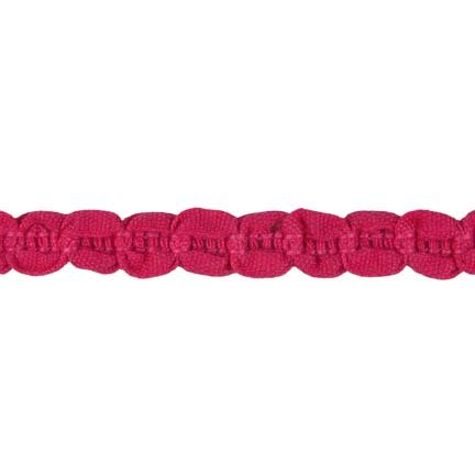 Riley Blake Lint en Bandjes: circles hot pink
