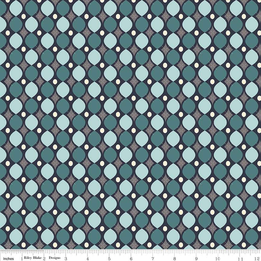 Riley Blake Riley Blake fabrics Keep on groovin Wallpaper