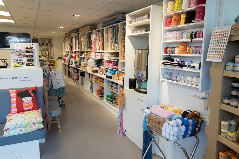 Stoffen/ Fabrics