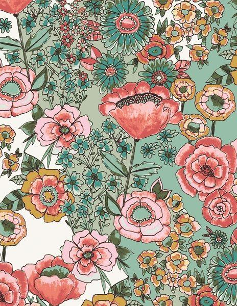 Art Gallery Fabrics, wildbloome